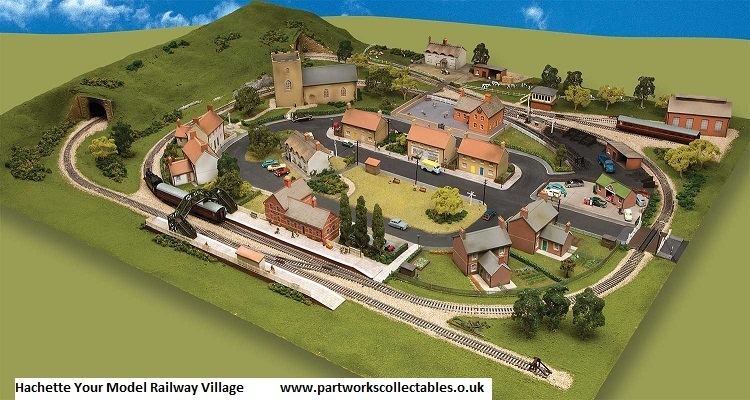Hachette Your Model Railway Village