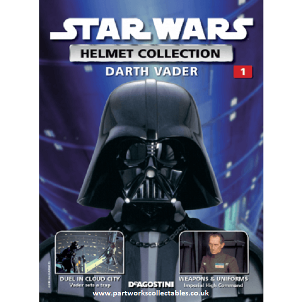Star Wars Helmet Collection Magazine Issue  63 Sabine Wren