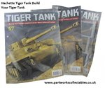 Hachette Tiger Tank Build Your Tiger Tank