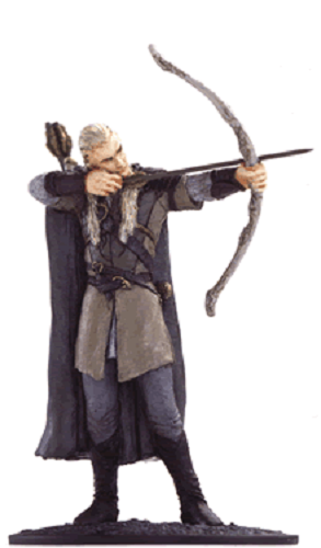 Eaglemoss Lord Of The Rings Figures Collector's Model Series