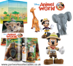 Eaglemoss Disney Animal World