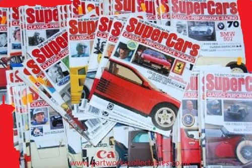 The Encyclopedia of Supercars