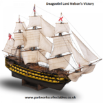 Deagostini Lord Nelson's Victory