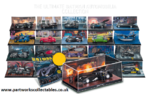 Eaglemoss Batman Automobilia Collection -