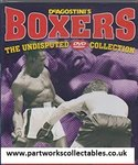 Deagostini Boxers Undisputed DVD Collection