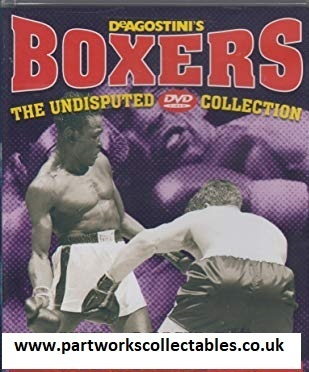 Deagostini's Boxers Undisputed DVD Collection