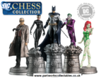 Eaglemoss DC Chess Collection