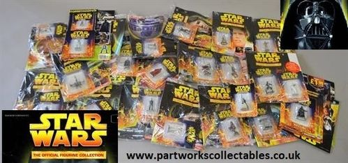 DeAgostini Star Wars Figurine Collection New -