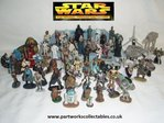 DeAgostini Star Wars Figurine Collection Displayed