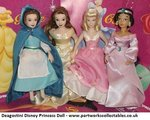 Deagostini Disney Princess Doll