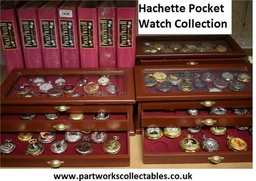 Hachette Pocket Watch Collection