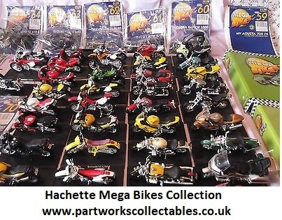 Hachette Mega Bikes Collection