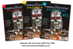 Hachette The Terminator Build The T-800