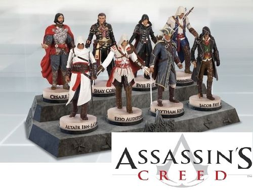 Hachette Assassin's Creed