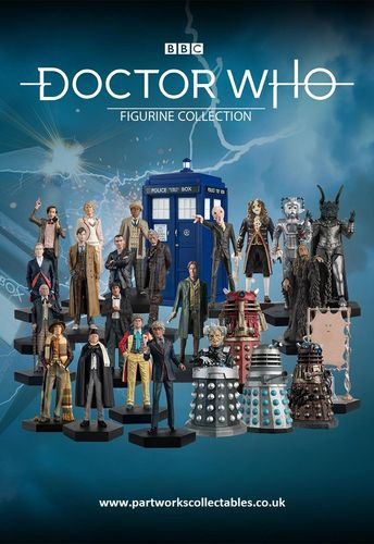 Eaglemoss Doctor Who Figurines Collection