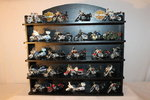 Maisto Harley Davidson motorcycle collection